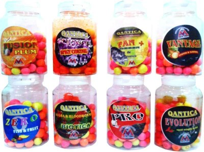 Q Bolies 50g Fluo Pop Up 14mm Q1 Glm Spice