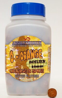 Absoluthorium BOILIES 1 KG O ORANGE