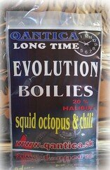 BOILIES EVOLUTION OCTOPUS CHILLI LONG TIME 20mm 1kg
