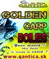 GOLDEN CARP BOILIES RED HALIBUT 3kg