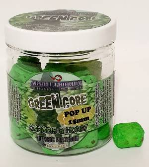 Absoluthorium POPS 16MM GREEN CORE 80g