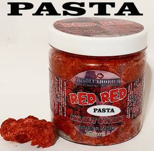 Absoluthorium obaľovacia pasta RED RED halibut  robin red  250g