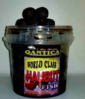 QANTICA BOILIES  V DIPE 20mm World class Halibut  650g
