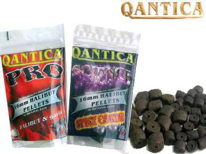 QANTICA halibut pelety 8mm 150 g