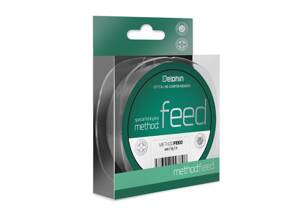 Delphin Method FEED sivá 150m - 0,14mm 4lbs