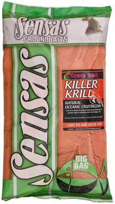 Krmivo Big BAG KILLER KRILL 2kg