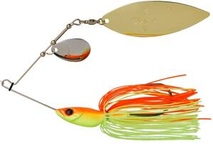 Spinnerbait Spinnaker 21g Orange F.Yellow