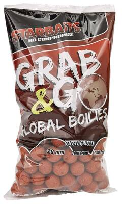 Global boilies TUTTI 20mm 1kg