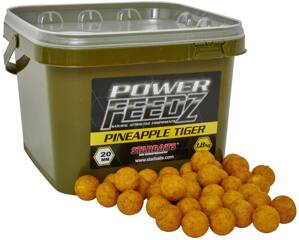 Boilies Power FEEDZ Pineapple Tiger 20mm 1,8kg