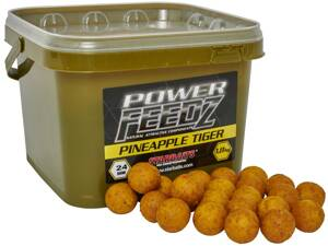 Boilies Power FEEDZ Pineapple Tiger 24mm 1,8kg