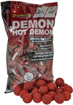 Hot Demon - Boilie potápivé 1kg  24mm