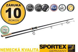 Kaprárske match prúty SPORTEX Paragon Carp Float