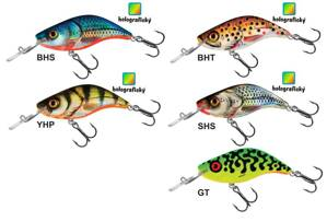 Salmo wobler Sparky Shad SS4