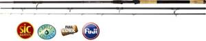 Feeder prúty Black Viper III 4,20m/120g medium heavy